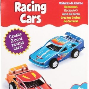 Galt Väritä omat autosi Racing Cars