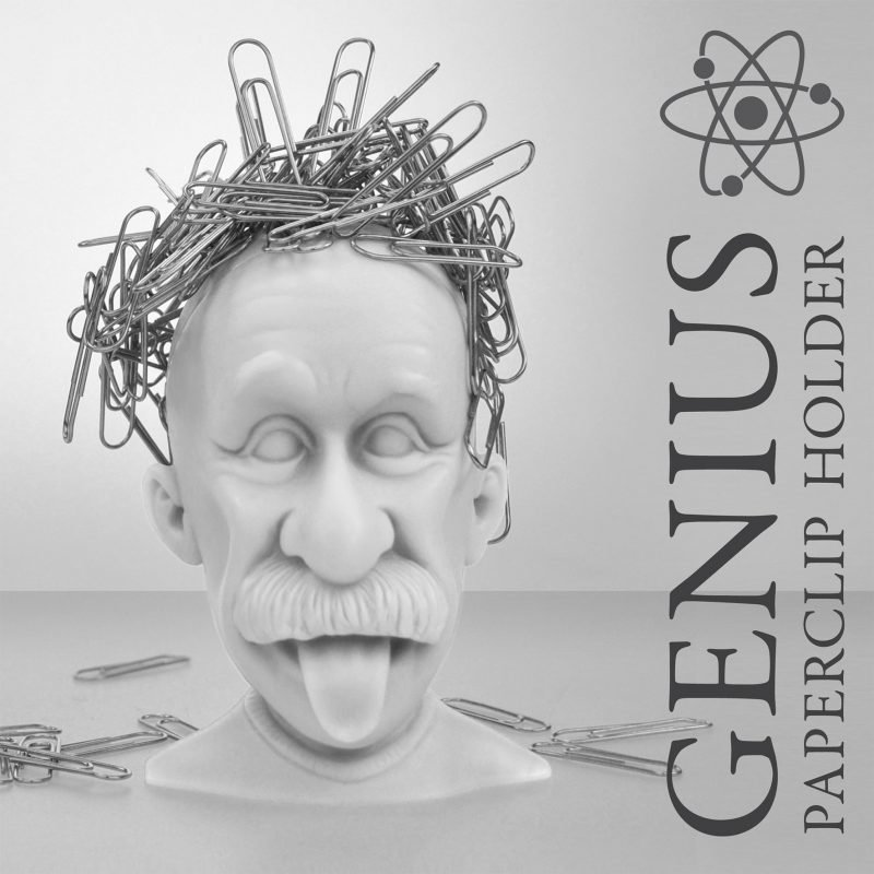 Genius-työpöytämagneetti