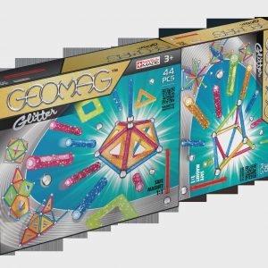 Geomag - Glitter-Yhteispakkaus