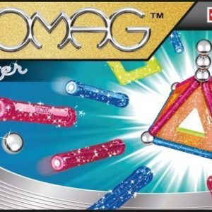 Geomag Rakennussetti Glitter 22