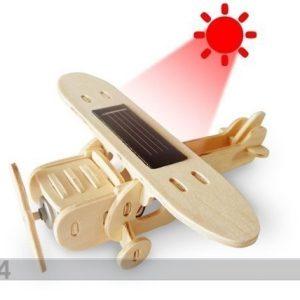 Gerardo`S Toys 3d Palapeli Solar Lentokone