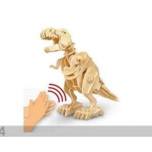 Gerardo`S Toys 3d Palapeli Taputuksella Liikkuva T-Rex