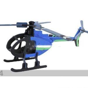 Gerardo`S Toys 3d Palapeli VÄrikÄs Helikopteri