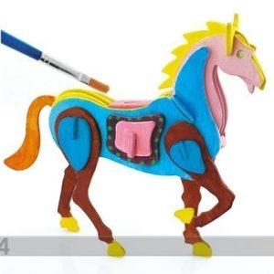 Gerardo`S Toys 3d Palapeli VÄrikÄs Hevonen