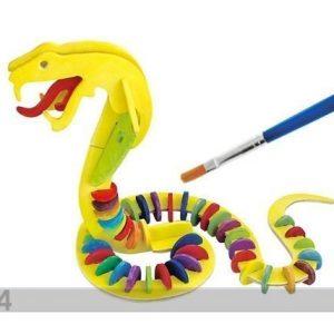 Gerardo`S Toys 3d Palapeli VÄrikÄs KÄÄrme
