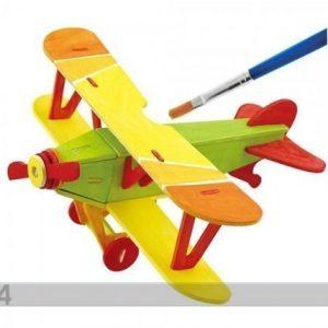 Gerardo`S Toys 3d Palapeli VÄrikÄs Lentokone