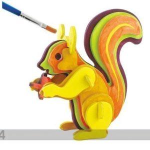 Gerardo`S Toys 3d Palapeli VÄrikÄs Orava