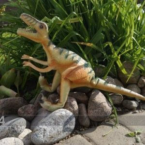 Gerardo`S Toys Dinosaurus Velociraptor 76cm