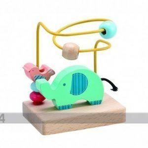 Gerardo`S Toys Minimotoriikkakeskus Norsu