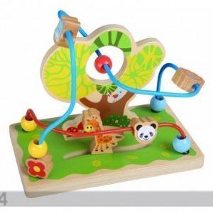 Gerardo`S Toys Motoriikkakeskus Puu Ja ElÄimet