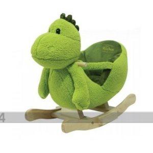 Gerardo`S Toys Pehmeä Keinulelu Dinosaurus