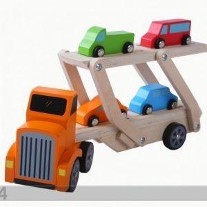 Gerardo`S Toys Puinen Autotraileri