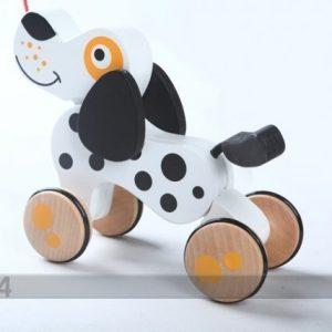 Gerardo`S Toys Puinen Koira Pyörillä