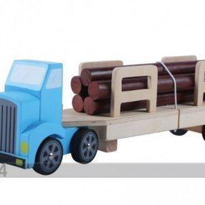 Gerardo`S Toys Puinen Rekka