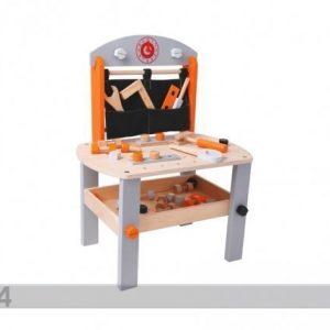 Gerardo`S Toys Puinen Työvälinepöytä
