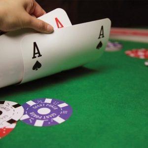 Giant Poker Set