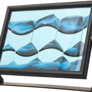 Glass Sand Fall Frame