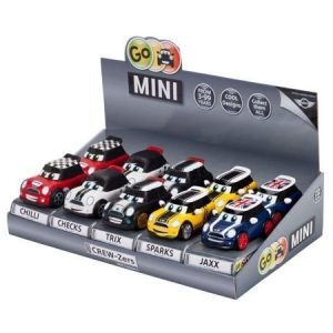 Go Mini Push & Play auto