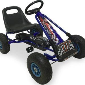 Gokart Race Polkuauto Sininen