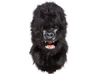Gorilla moving mouth mask