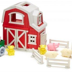 Green Toys Leikkisetti Maatila 13 osaa