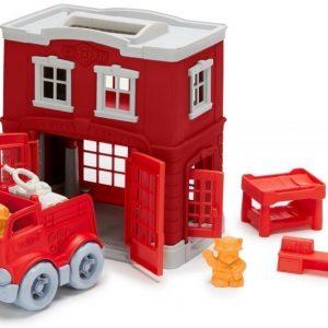 Green Toys Leikkisetti Paloasema 8 osaa