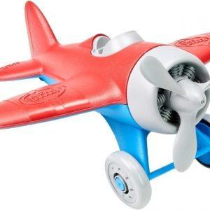 Green Toys Lentokone Punainen