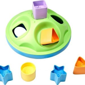 Green Toys Muotopalikat