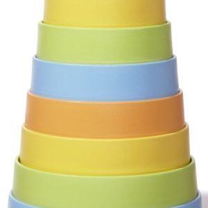 Green Toys Pinottavat muodot 8 kpl