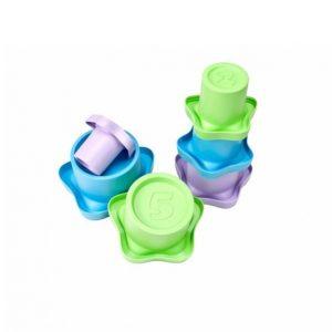 Green Toys Pinoutuvat Mukit 6 Kpl