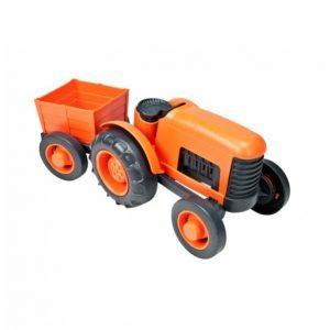 Green Toys Traktori Ja Peräkärry