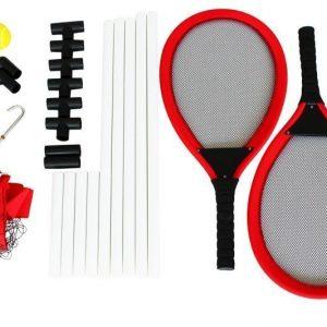 Greensport Leikkitennis Pelisetti jossa verkko mailat ja pallo