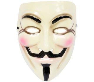Guy Fawkes / Anonymous naamari