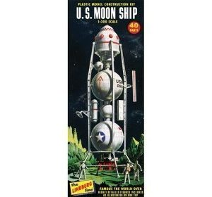 HAWK U.S. Moon Ship