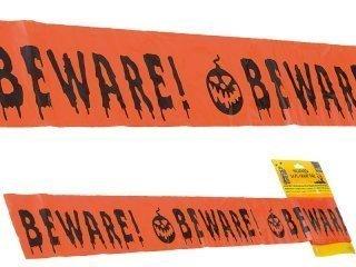 Halloween-teippi Beware