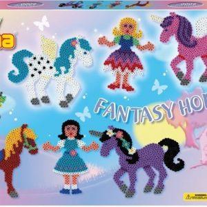 Hama Helmisetti Giant gift box Fantasy horse