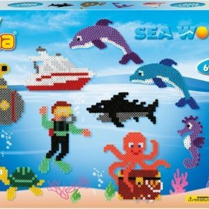 Hama Helmisetti Giant gift box Sea World
