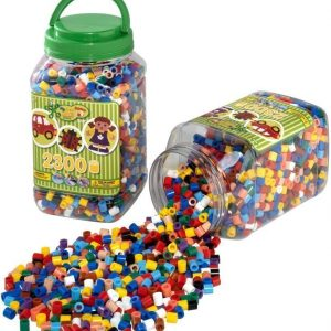 Hama Helmisetti Maxi Beads Vihreä 2300 helmeä