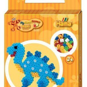 Hama Helmisetti Maxi Hanging Box Dinosaurus 350 kpl
