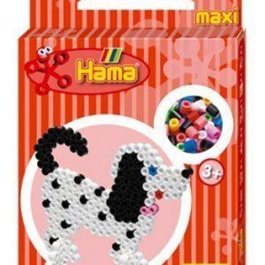 Hama Helmisetti Maxi Hanging Box Koira 350 kpl