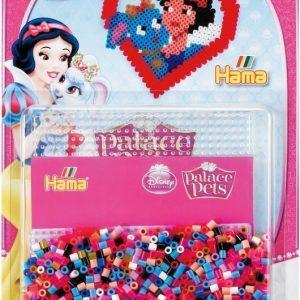 Hama Helmisetti Midi Blister Disney Princess 1100 helmeä