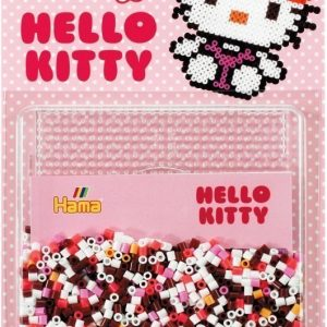 Hama Helmisetti Midi Blister Hello Kitty 1100 helmeä