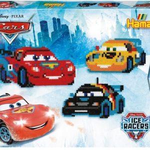 Hama Helmisetti Midi Gift Box Disney Pixar Cars 4000 helmeä