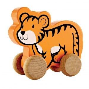 Hape Työntölelu Tiikeri