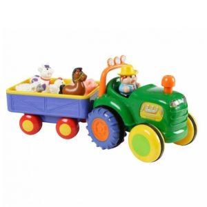 Happy Baby Traktori Ja Peräkärry