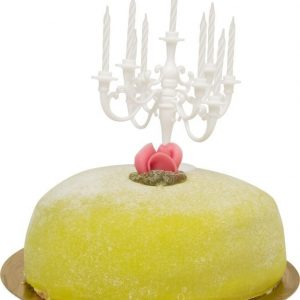 Happy Birthday Candle Holder