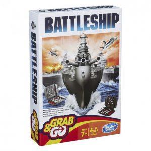 Hasbro Gaming Battleship Matkaversio