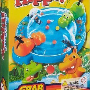 Hasbro Matkapeli Hungry Hungry Hippos REFRESH