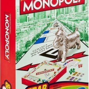 Hasbro Matkapeli Monopoly REFRESH