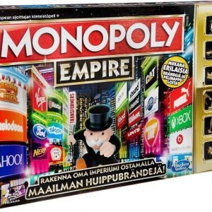 Hasbro Perhepeli Monopoly Empire 2016 FI